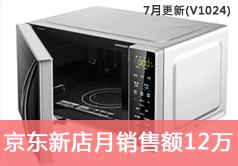 京东新店月销售额12万