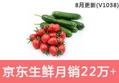 京东生鲜类目销售额从21289到221044