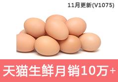 天猫生鲜类目销售额从25032到102410