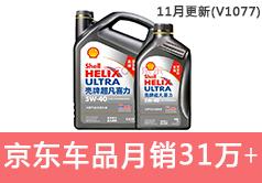 京东车品类目销售额从118830到319982